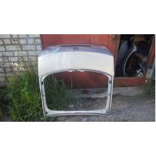 5JA827025 крышка багажника (пятая дверь)c дефектом № 1