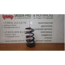 1K0411105BT пружина передней подвески