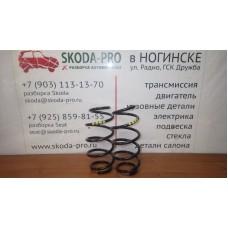 1K0411105BG пружина передней подвески